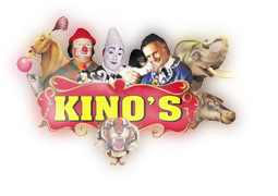 Site officiel du cirque KINO'S