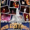 Spectacles d'été 2009 du cirque KINO'S