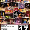 Spectacle du cirque KINO'S organisé par l'association CircusWorld