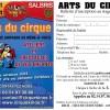 Saison d'été 2011 des ateliers de cirque à SALBRIS